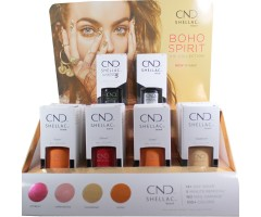 CND Shellac 2018 Boho Spirit Collection