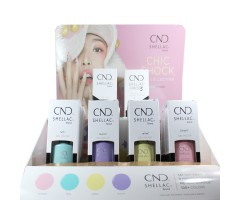 CND Shellac 2018 Chick Shock Collection