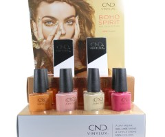 CND Vilynux 2018 Boho Spirit Collection
