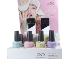 CND Vinylux 2018 Chick Shock Collection