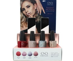 CND Vinylux 2018 Night Moves Collection