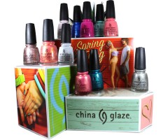 China Glaze 2017 Spring Fling Collection