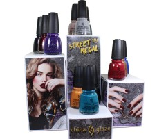 China Glaze 2017 Street Regal Collection