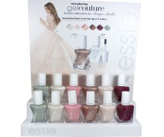 Essie 2017 Gel Couture Bridal Collection By Monique Lhuillier