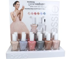 Essie 2017 Ballet Nudes Gel Couture Collection