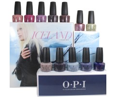OPI 2017 Iceland Collection