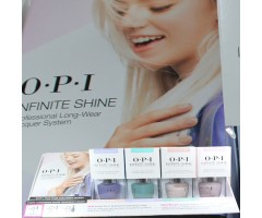OPI InfiniteShine 2018 Treatment Base Coats Collection