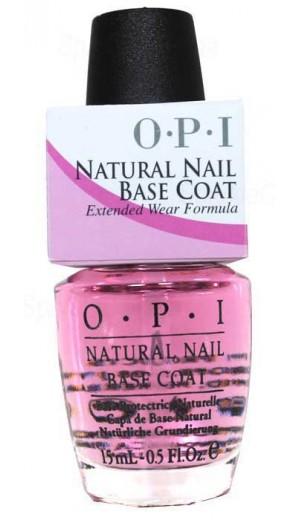 NTT10 Base Coat By OPI By OPI