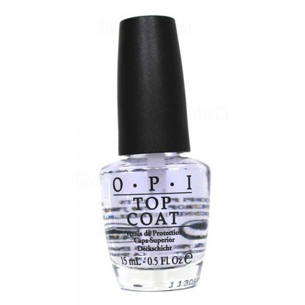 OPI Nail Care, Top Coat By OPI, NTT30 | Sparkle Canada - One Nail ...