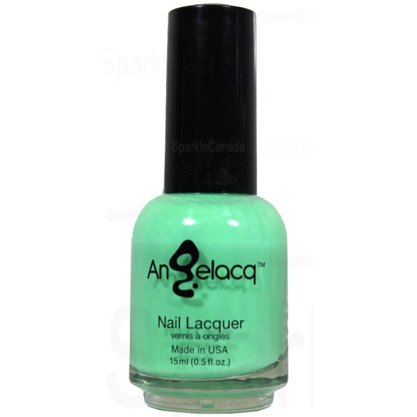 Angelacq, Jade Green By Angelacq, N067 | Sparkle Canada - One Nail ...
