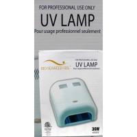 36W UV Lamp By Bio Seaweed Gel