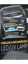 24W Coreless LED UV Lamp By Bio Seaweed Gel