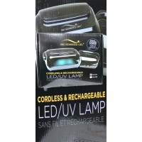 24W Coreless LED UV Lamp By Bio Seaweed Gel