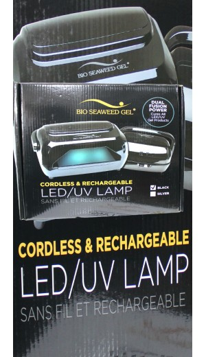 10-2395 24W Coreless LED UV Lamp By Bio Seaweed Gel