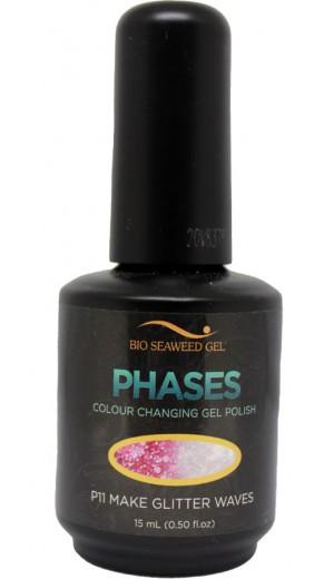 P11 Make Glitter Waves By Bio Seaweed Gel