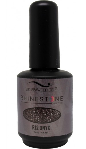 R12 Onyx By Bio Seaweed Gel