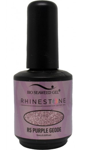 R5 Purple Geode By Bio Seaweed Gel