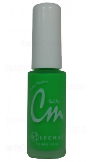 NA05 Hot Green CM Nail Art