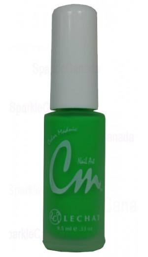 NA05 Hot Green CM Nail Art