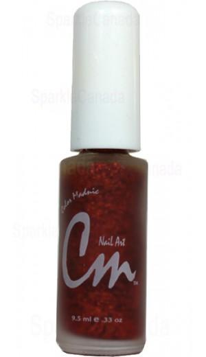 NA48 Copper Glitter By CM Nail Art