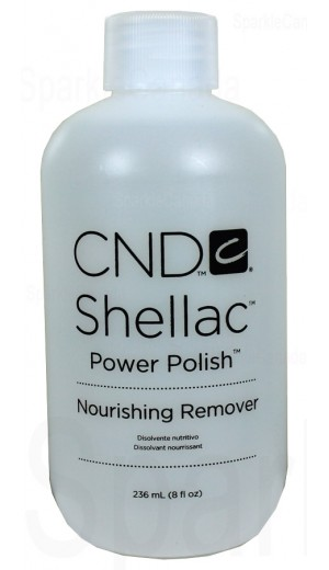 17-1794 236 ml Power Polish - Nourishing Remover By CND Nail Care