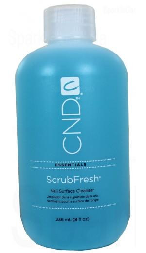 17-1805 236ml ScrubFresh By CND Nail Care