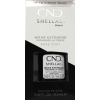 12.5ml CND Wear Extender Base Coat By CND Shellac