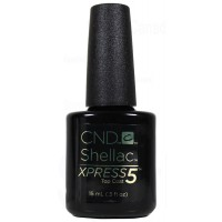 15ml Xpress 5 Top Coat By CND Shellac