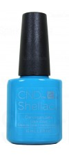 Cerulean Sea - Double Size - Limited Edition By CND Shellac