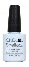 15ml Cream Puff - Double Size - Limited Edition By CND Shellac