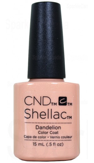 12-2832 15ml Dandelion - Double Size - Limited Edition By CND Shellac