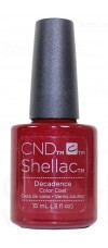 15ml Decadence - Double Size - Limited Edition By CND Shellac