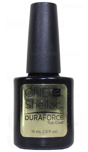 12-2841 15ml Duraforce TopCoat By CND Shellac