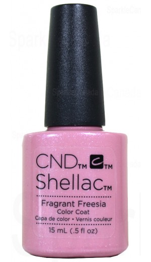 12-2835 15ml Fragrant Freesia - Double Size - Limited Edition By CND Shellac