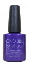 15ml Grape Gum - Double Size - Limited Edition By CND Shellac