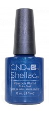 15ml Peacock Plume - Double Size - Limited Edition By CND Shellac