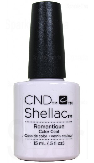 12-2839 15ml Romantique - Double Size - Limited Edition By CND Shellac