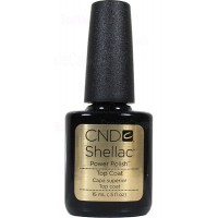 Large 15 ml Top Coat By CND Shellac