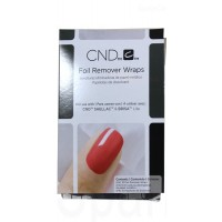Nail Foil Remover Wraps By CND Shellac