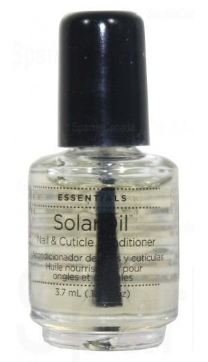 12-1789 3.7ml Solar Oil Nail & Cuticle Conditioner By CND Shellac