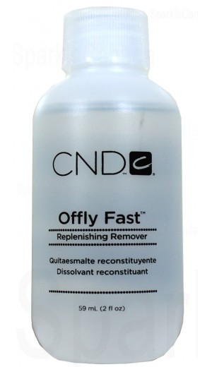 12-1790 59ml Offly Fast - Replenishing Remover By CND Shellac