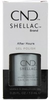 After Hours By CND Shellac