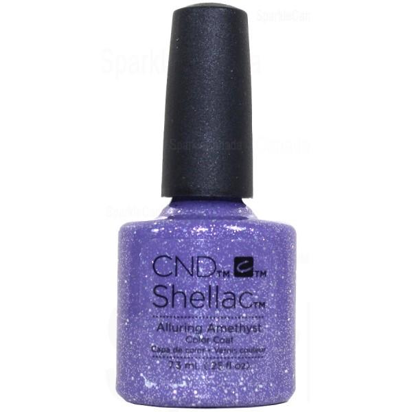 Cnd Shellac Alluring Amethyst By Cnd Shellac 12 2609