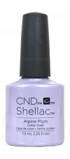 Alpine Plum By CND Shellac