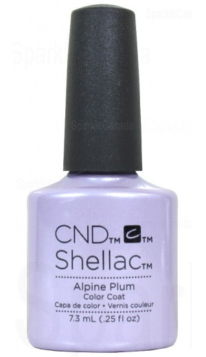 12-2969 Alpine Plum By CND Shellac