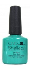Art Basil By CND Shellac