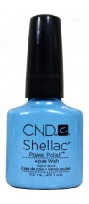 Azure Wish By CND Shellac