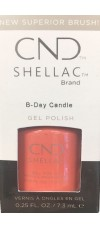 B-Day Candle By CND Shellac