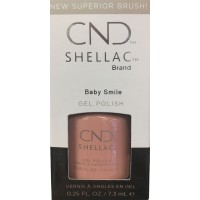 Baby Smile By CND Shellac