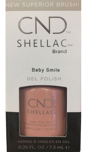 12-3315 Baby Smile By CND Shellac